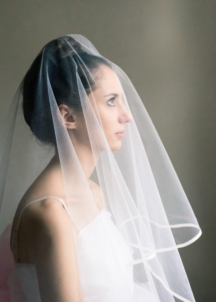 Der Schleier als vermutlich ältester Brautschmuck