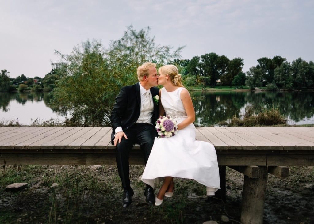 Hochzeitsreportage Braunschweig Olper See