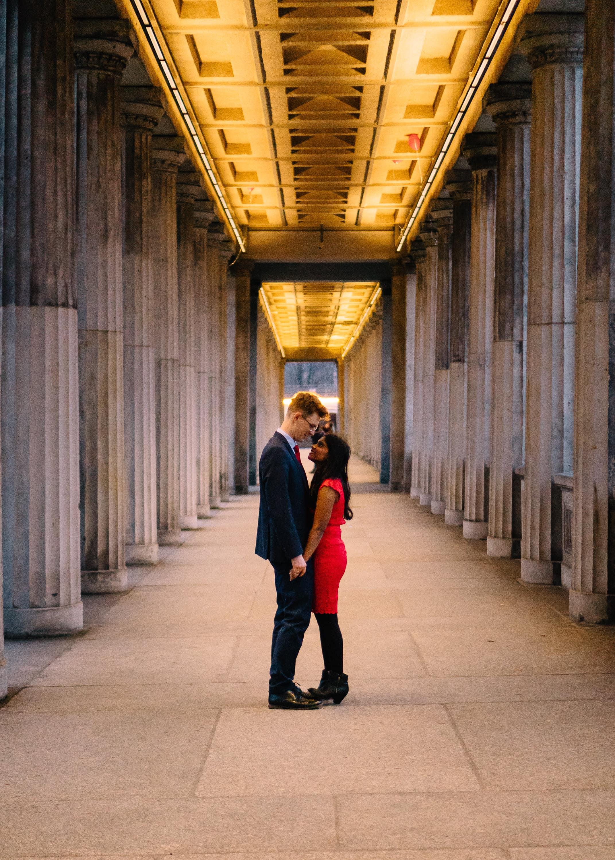 Klassisches Verlobungsshooting