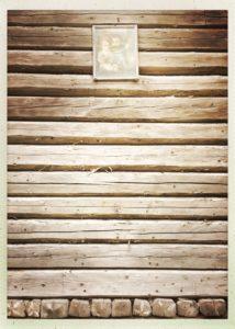 Holz und immer wieder Holz. Wunderbar anzusehen im Tuxertal.
