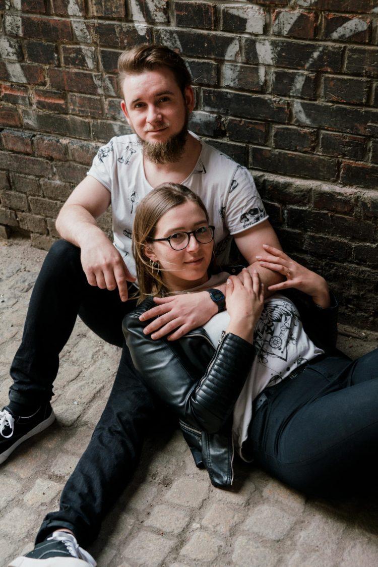 Paarfotografie von Christina Harms Fotografie entstanden in Chemnitz.