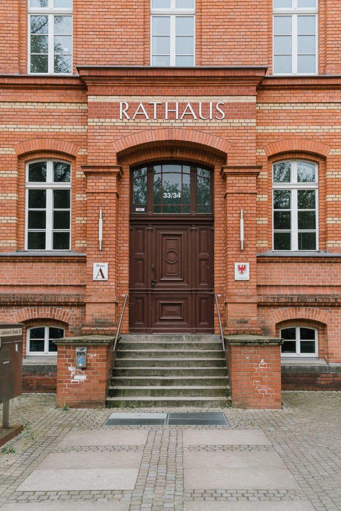 Rathaus Neuruppin
