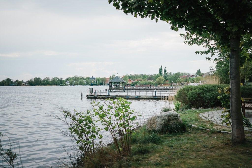Fotoshooting-Location in Neuruppin zur Hochzeit