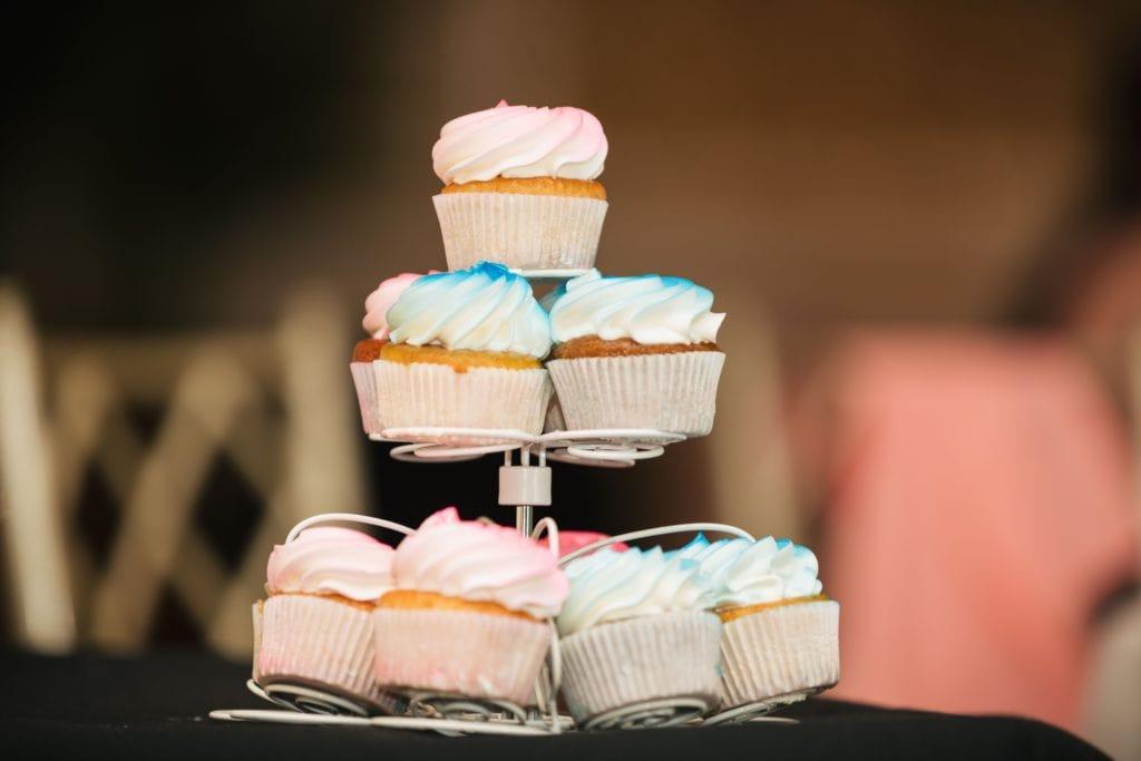 Muffins als Hochzeitstorten-Alternative